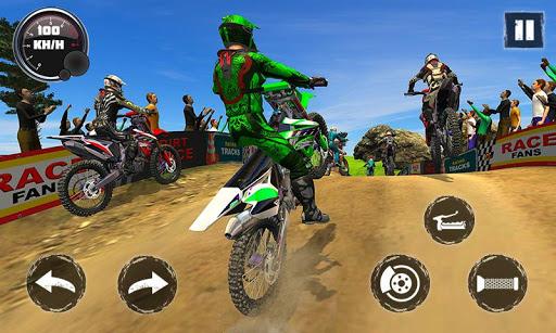 Dirt Track Racing 2020: Biker Race Championship apklade screenshots 2