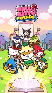 Hello Kitty Friends Mod Apk