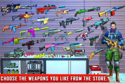 Real Commando Counter Terrorist-FPS Shooting Games 1.8 Screenshots 5