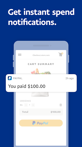 PayPal Mobile Cash: Send and Request Money Fast screenshots 5