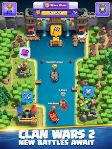 Clash Royale MOD APK (Unlimited Gold/Gems) 9