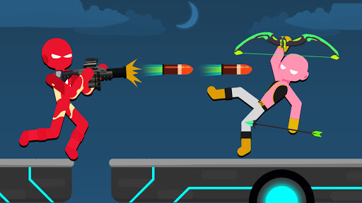 Stickman Warriors - Supreme Duelist 1.1.25 screenshots 2