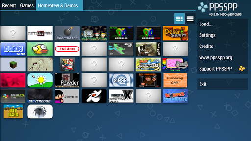 PPSSPP - PSP emulator 1.11.3 screenshots 3