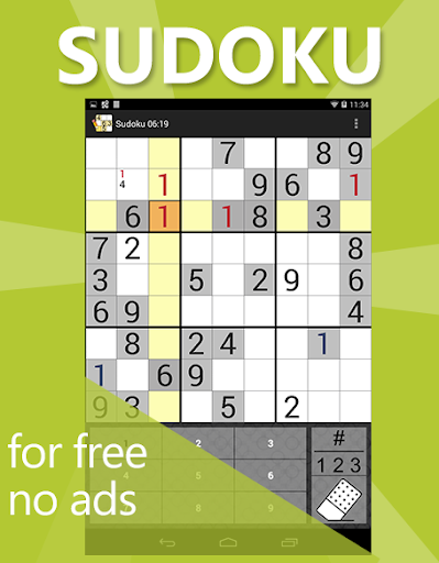 Best Sudoku free For PC Windows (7, 8, 10, 10X) & Mac Computer Image Number- 6