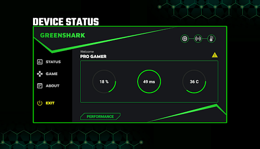 GreenShark Game Turbo   Game Booster  screenshots 2