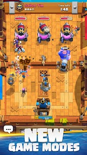 Clash Royale Mod Apk Unlimited Card+Money+Elixir+Gems 2021 v2.4.3 2