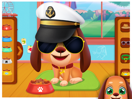 Puppy care guide games for girls screenshots 1