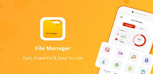 File Manager 2021, File Explorer Free Versi 1.5