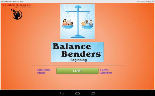 balance benders™ beg (free) screenshot 1