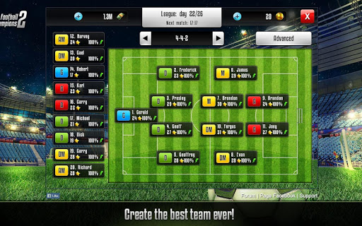 Football Champions 7.41 screenshots 12
