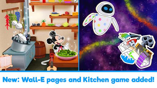 Disney Coloring World - Color & Play Kids Games 7.1.0 screenshots 17