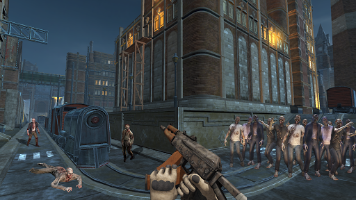 Zombie Hunter Zombie Shooting games : Zombie Games  screenshots 4