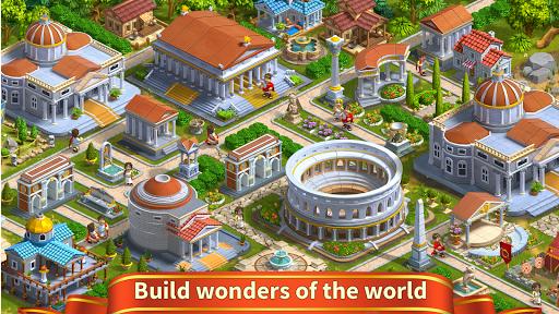 Rise of the Roman Empire: Grow, Build your Kingdom screenshots 6