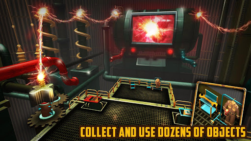 Escape Machine City: Airborne apktram screenshots 7