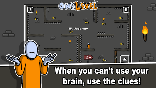 One Level: Stickman Jailbreak  screenshots 5