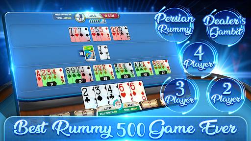 Rummy 500 1.8.0 screenshots 2