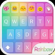 Rainbow Love - Emoji Keyboard  Icon