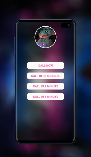 Call from the scary Chuck e Cheese's hack tool