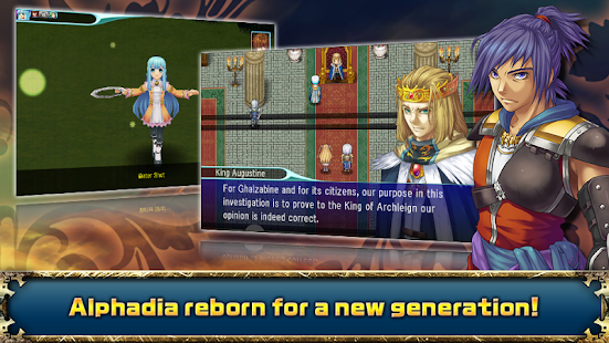 RPG Alphadia Genesis Screenshot