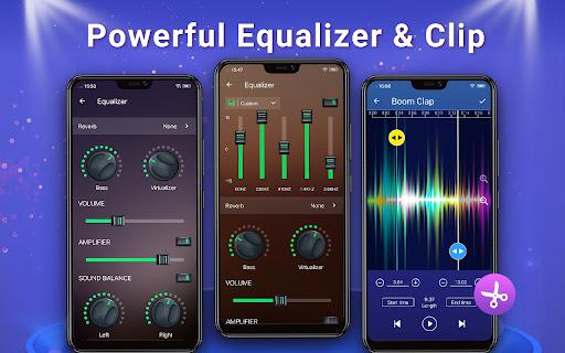 Music Player - Bass Boost, MP3 android2mod screenshots 13