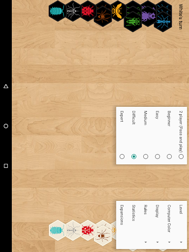 Hive with AI (board game) 12.1.2 screenshots 17