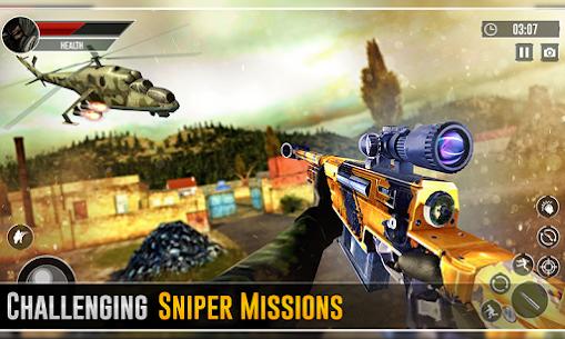 IGI Sniper 2019: US Army Commando Mission 1.0.13 Mod APK Updated 3