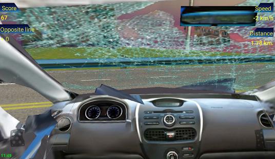 Traffic Racing in Car 1.0 Screenshots 4
