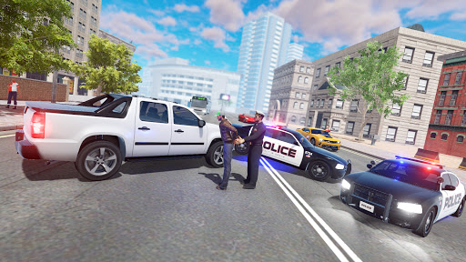 Patrol Police Job Simulator - Cop Games 1.2 screenshots 7