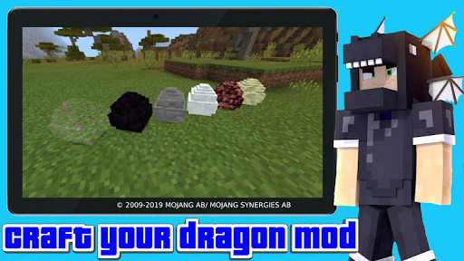 Craft your dragon mod  screenshots 5