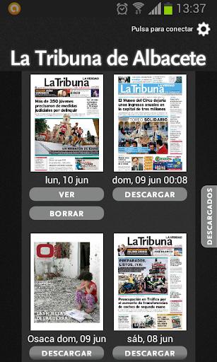 La Tribuna de Albacete 2.6 screenshots 2
