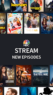 The NBC App – Stream Live TV and Episodes for Free 1