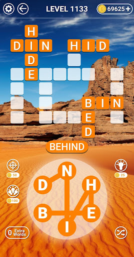 Word Connect - Fun Crossword Puzzle 2.5 Screenshots 4