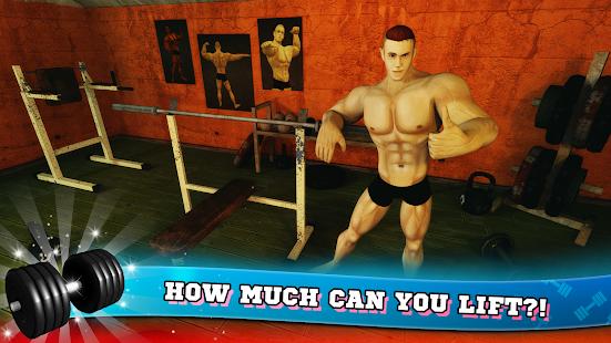 Fitness Gym Bodybuilding Pump Unlimited Money