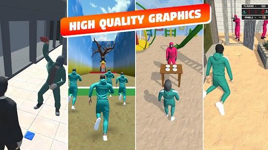 Squid Game 3D Apk Download 2