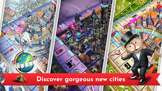 Monopoly 1.4.7 APK+ Mod (Full Unlocked) for Android 7