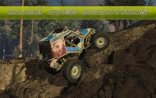 4x4 Turbo Jeep Racing Mania  screenshots 15