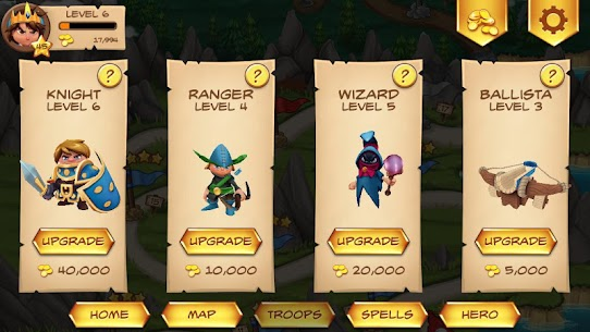 Royal Revolt 2 MOD Menu APK (Unlimited Everything) Free Download 4