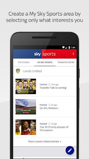 Sky Sports International 1.0.0 Screenshots 3