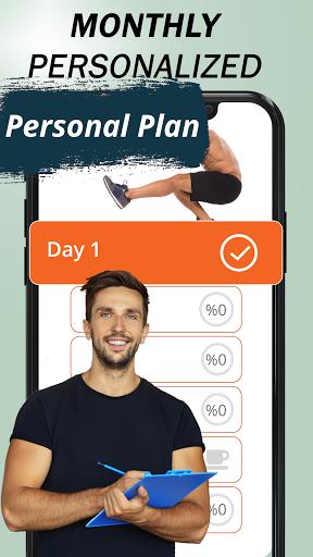 Leg Workouts - Lower Body Exercises for Men  Screenshots 2