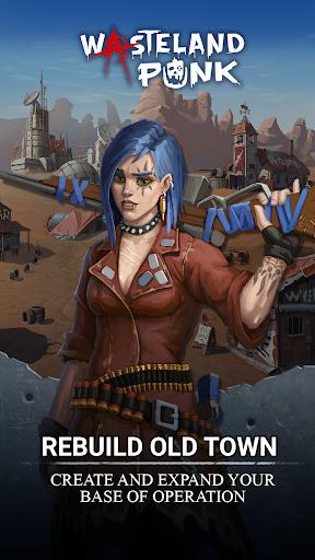 Wasteland Punk - post apocalypse open world RPG  screenshots 6