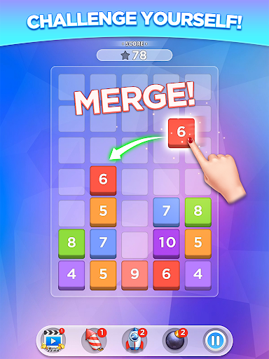Merge Number Puzzle 2.0.5 screenshots 9
