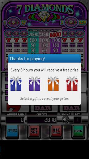 Seven Diamonds Deluxe : Vegas Slot Machines Games screenshots 5