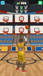 Basketball Life 3D For Android (MOD, Unlimited Money) 4