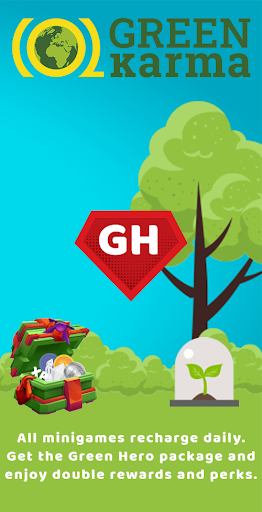 Green Karma - Play & reduce global CO2 emissions  screenshots 8