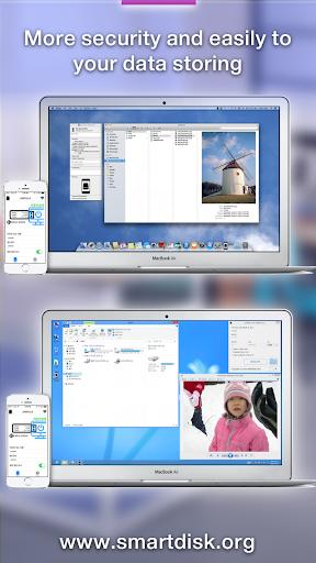 Foto do WiFi USB Disk - Smart Disk