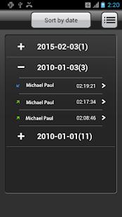 Call Recorder  Screenshots 3