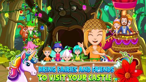 My Little Princess Fairy - Girls Game  screenshots 5