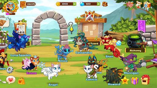 Castle Cats - Idle Hero RPG 2.15.3 screenshots 6