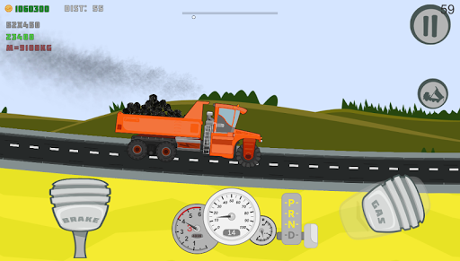 Overloaded Trucks Racing  screenshots 6