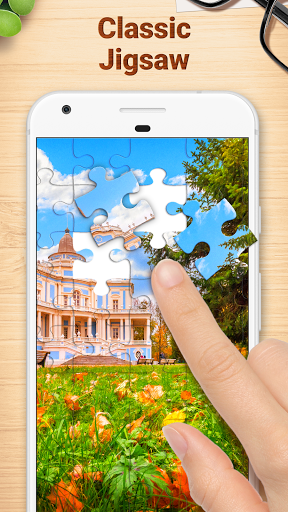 Jigsaw Puzzles - Puzzle Game 2.1.0 screenshots 1